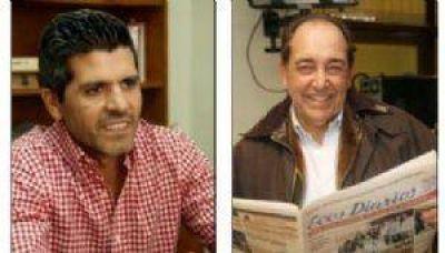 Rago y Dom�nguez Yelpo se preparan para la jura en Diputados