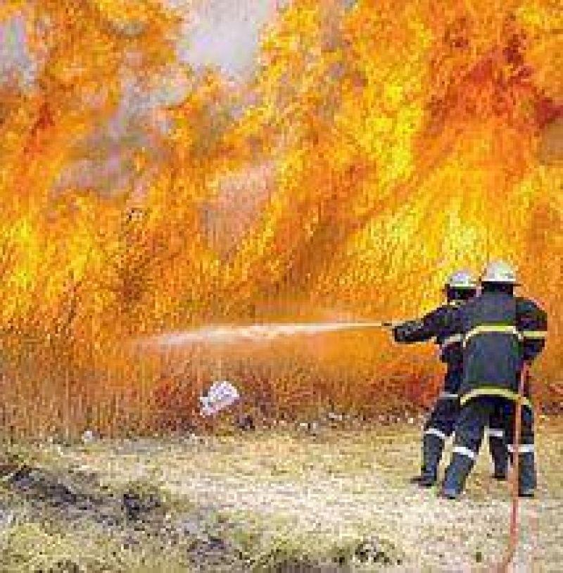 En San Luis y Córdoba el fuego sigue avanzando y ya hay tres muertos