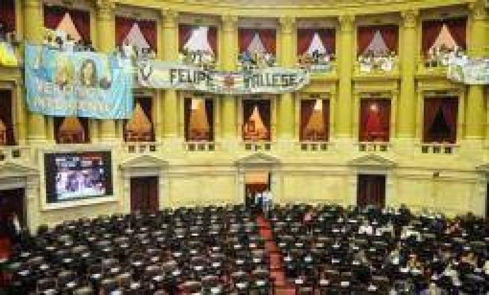 Tres diputados riojanos no apoyaron paquete de leyes K