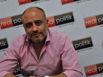 """Germán Beltrano: """"Cuando a alguien le toca dejar el poder lo tiene que hacer de manera ordenada"""""""