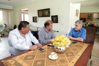 Das Neves analizó con Linares y Avila la situación petrolera