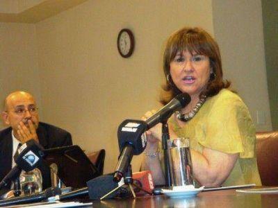 Se despidió Ana Pechen, de gestión relevante