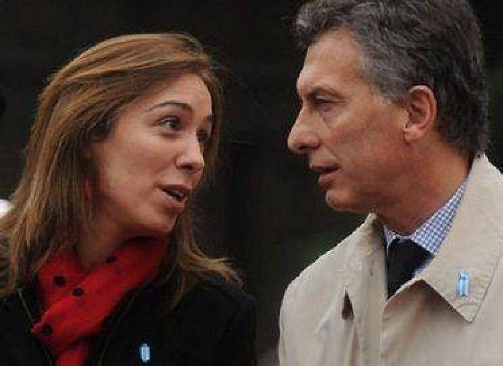 Macri y Vidal preocupados por la delicada situación de Mar del Plata
