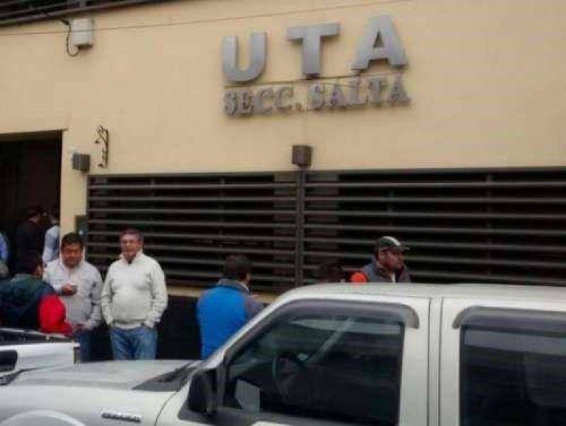 Arde el gremio / Caliente interna en la UTA de Salta: amenazas cruzadas