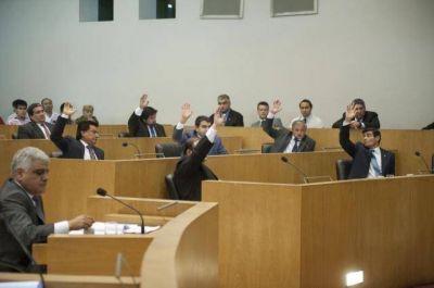 Alfaro consiguió en el Concejo el blindaje económico que buscaba