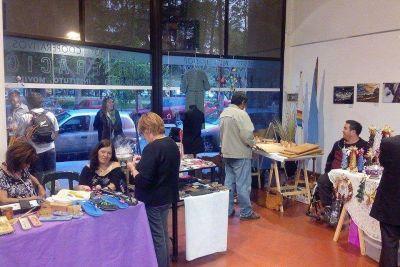 Exitosa inauguración de Feria de la Economía Social