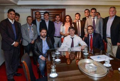 Guillermo Moreno y Roberto Porcaro juntos para ponerle palos en la rueda a Mauricio Macri