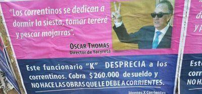 A seguir tomando tereré: Yacyreta seguirá en Misiones y Corrientes solo reemplaza un ñoqui