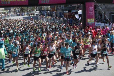 Ternavasio y Neipán se quedaron con los 42K del Maratón Ciudad de Mar del Plata