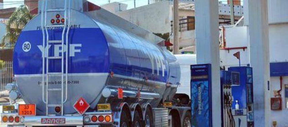 Mañana tendrían que regir los nuevos precios en combustibles para La Pampa