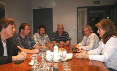 Ingenieros agrónomos se reunieron para analizar el uso de los agroquímicos