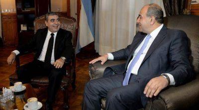 Manzur y Alfaro coincidieron en articular esfuerzos entre Provincia y Municipio