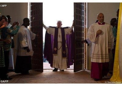 Padre Federico Lombardi: Es necesario creer en el amor y en el perdón