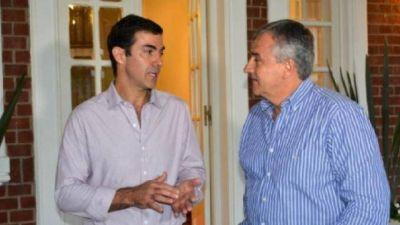 Morales y Urtubey hablaron sobre turismo, microtráfico y boleta electrónica en Salta