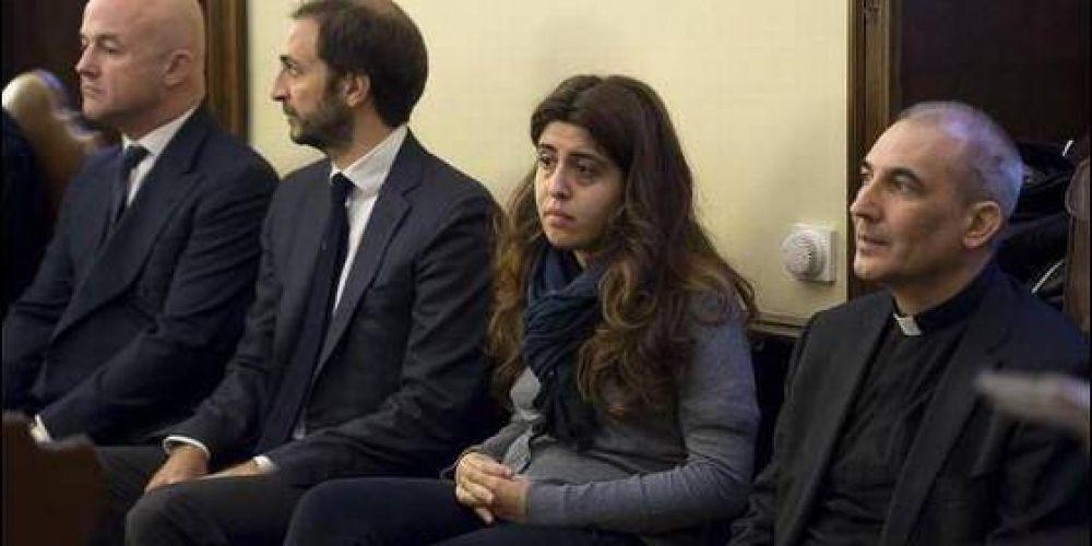 Balda advirtió en julio al secretario de Estado vaticano sobre la amenaza que suponía Chaouqui