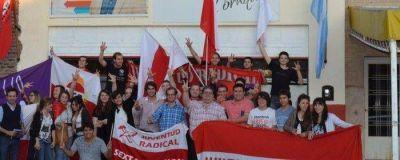 La Juventud Radical organizó un encuentro seccional en Tornquist