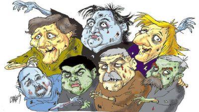 Los zombis de la corrupción