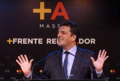 El FR quiere a Massa en la pelea grande y le indica el camino: primer senador por la Provincia en 2017