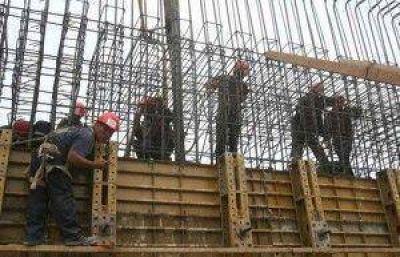 La construcción creció 4,2% en octubre