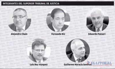 Rey Vázquez será el quinto integrante del Superior Tribunal de Justicia
