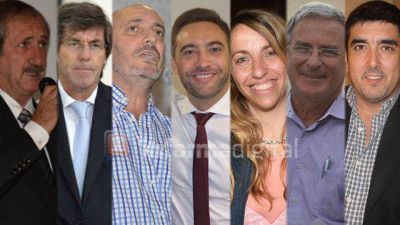 Estos son los ministros de Bordet