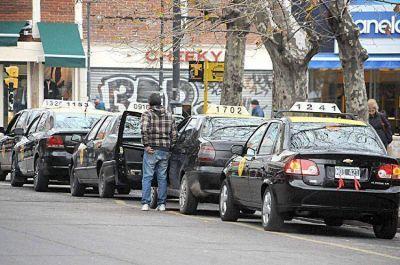 Desde hoy rige el aumento de la tarifa de taxis