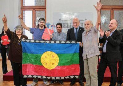 Entregaron personerías jurídicas a comunidades indígenas en Santa Fe