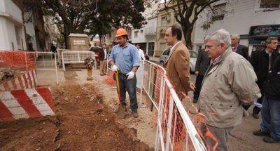 A fin de a�o finalizar�an las obras para dar gas a los nuevos edificios