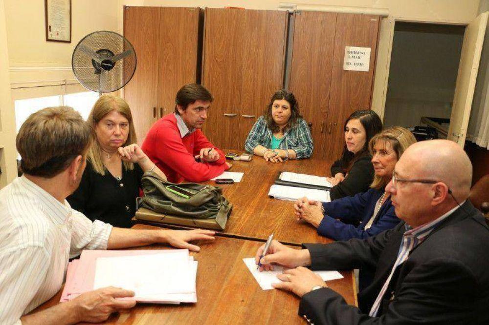 Piden informes al Ejecutivo por el proyecto de la casa para Terapia para Niños