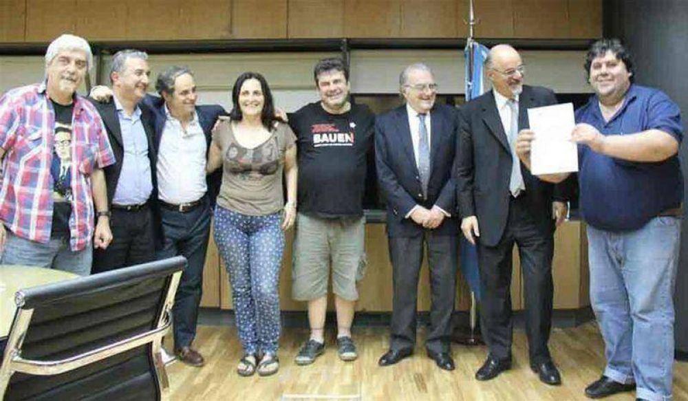 Metrodelegados consiguieron la personería jurídica