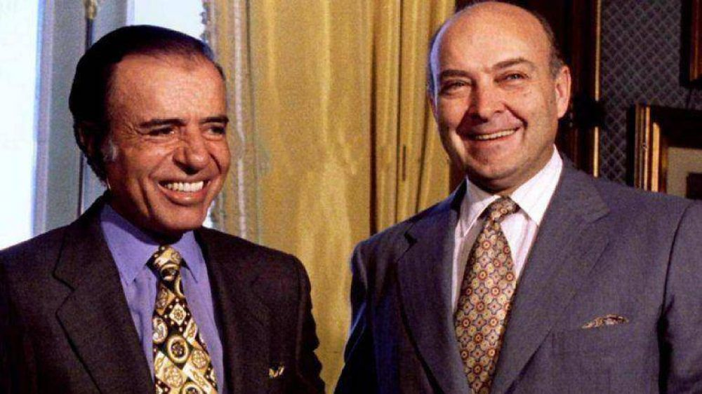 Carlos Menem y Domingo Cavallo fueron condenados en la causa de sobresueldos
