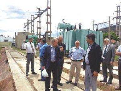 EPEC inaugura obras y un centro de atención comercial