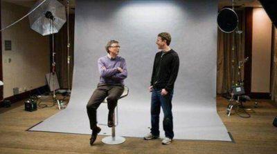Bill Gates y Mark Zuckerberg se unen para salvar el planeta