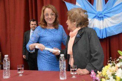 Autoridades electas recibieron su diploma de proclamación