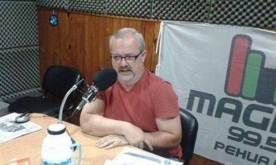 Pablo Lanik, concejal electo, se refirió al cambio de reglamento en el HCD