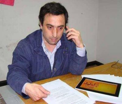 "Guillén a Malena: ""Tenemos una empresa que nos extorsiona"""