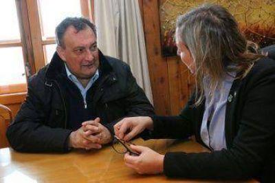 Explosiva transición en Bariloche