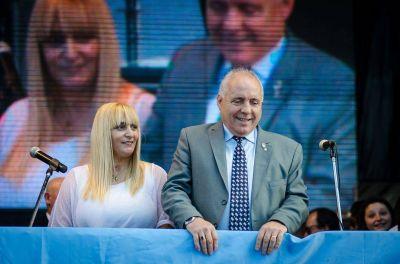 Presidente Perón festejó sus 22 años junto a más de 30.000 vecinos