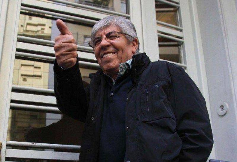 """Moyano dijo que al ministro de Trabajo de Macri """"hay que ayudarlo"""""""