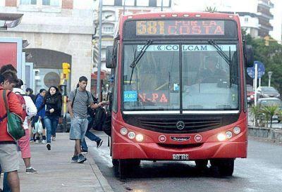 Comisiones del Concejo volverán a tratar hoy la suba del boleto de colectivo