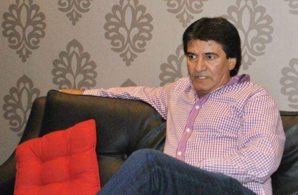 """Pedro Fernández: """"Si no nos escuchan, vamos a encarar una medida de fuerza mayor"""""""