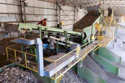 Basura Cero: Inauguraron el primer Centro de Reciclaje en la Ciudad