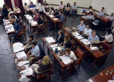 Villada asegura que cuenta con el consenso para continuar en la presidencia