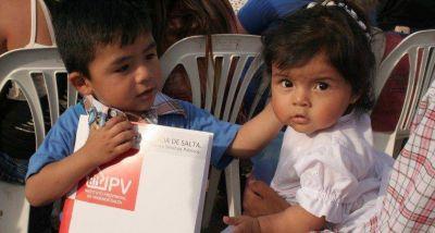 El IPV entrega mañana 45 viviendas en Embarcación
