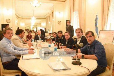Ya se invirtieron $1.200 millones en la ejecución de obras hidráulicas en La Plata