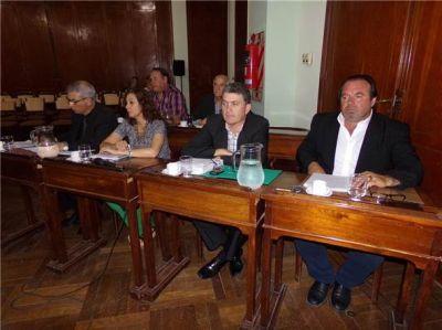 Se despidieron seis concejales entre agradecimientos y otros dos reasumirán el 10 de diciembre