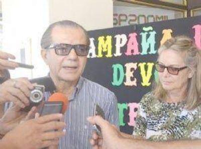 Cipolini criticó a Diputados por negarse a aprobar la restitución del excine Español