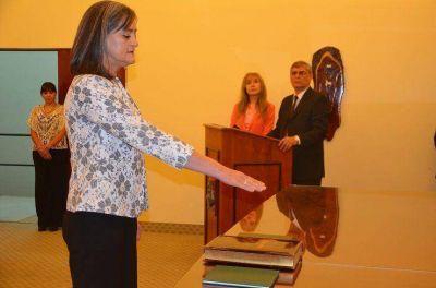 Asumió la nueva secretaria del Juzgado Civil de Las Lomitas