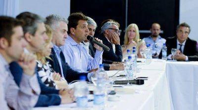 Sergio Massa encabezará el Interbloque Federal UNA