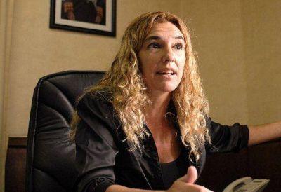 Claudia Rucci asumirá en reemplazo de De Nárvaez